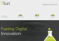 A great web design by GoKart Labs!, Minneapolis, MN: