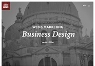 A great web design by GBR Design, Venice, Italy: