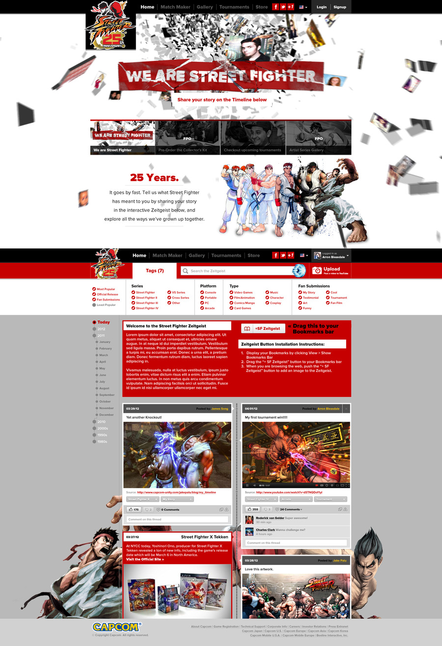 A great web design by JVST, Inc., San Francisco, CA: Website, Marketing Website , Entertainment , PHP