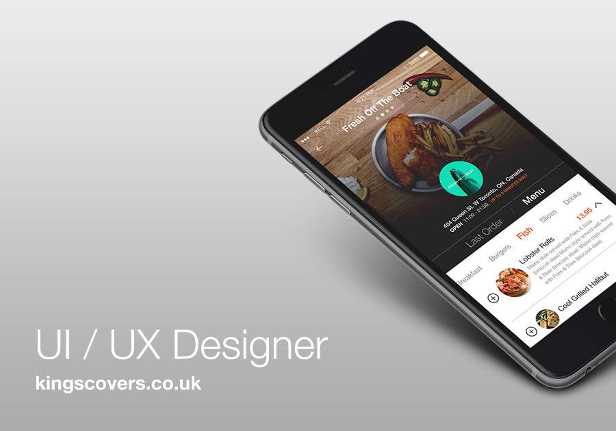 A great web design by King's Covers, London, United Kingdom: Mobile App