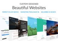 A great web design by Pixel, New York, NY: Responsive Website, Marketing Website , Technology , Wordpress