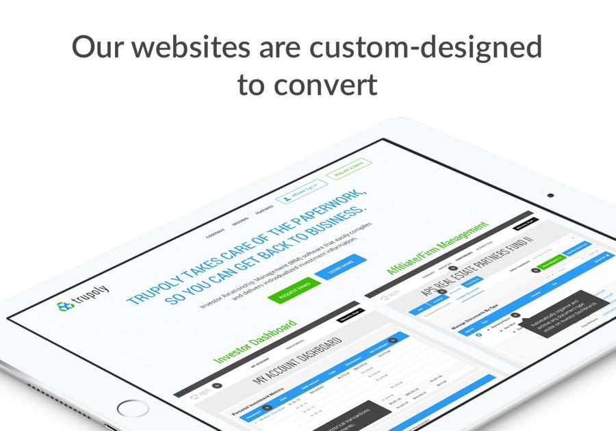 A great web design by Pixel, Washington D.c., DC: Responsive Website, Marketing Website , Real Estate , Static HTML