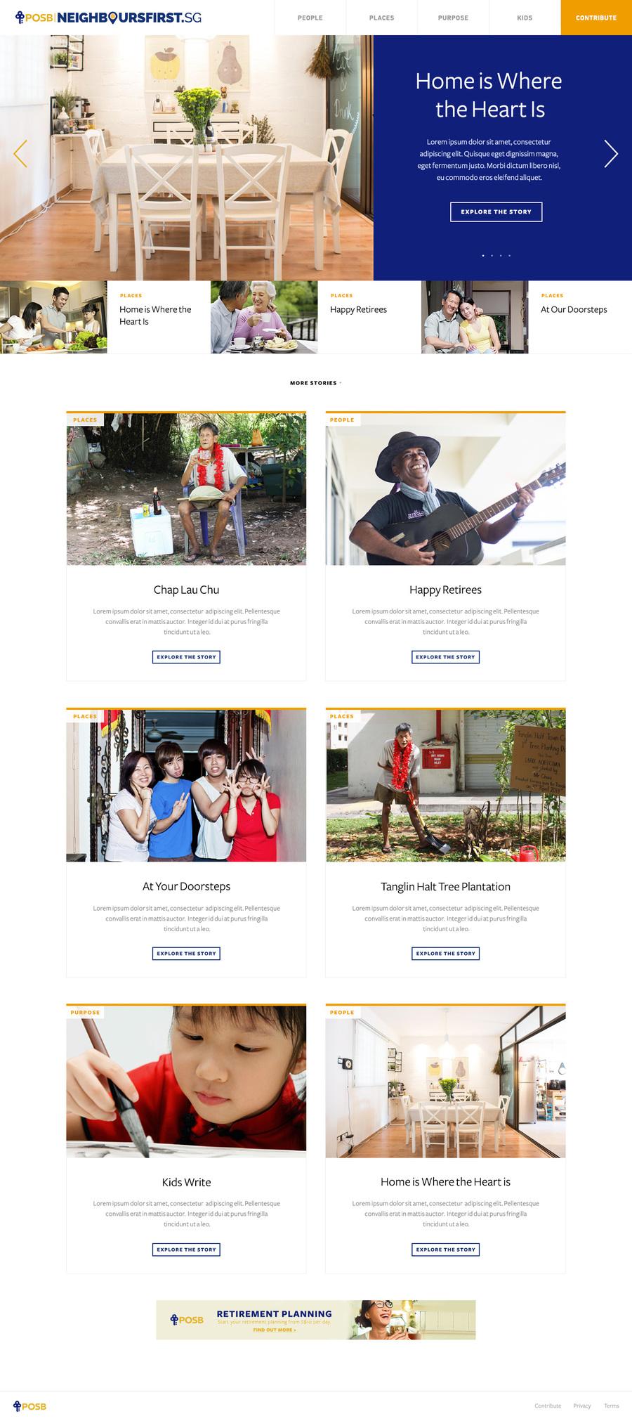 A great web design by Fixx Digital, Singapore, Singapore: