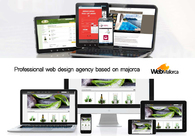 A great web design by WebMallorca, Arta, Spain: