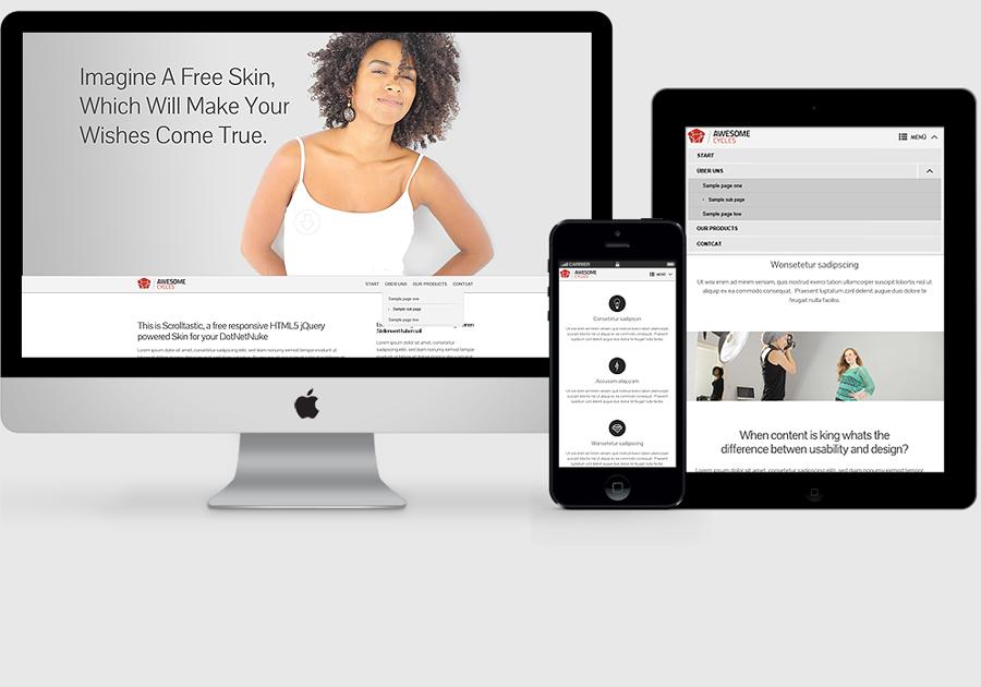 A great web design by BYTEFOREST, Berlin-buch, Germany: