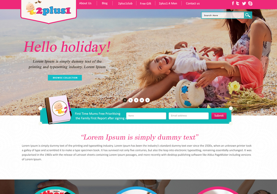 A great web design by start designs, New Delhi, India: