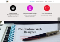 A great web design by Couture Web Limited, Chelmsford, United Kingdom: Responsive Website, Marketing Website , Technology , Wordpress