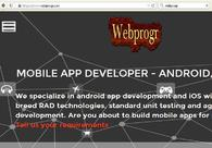 A great web design by Mobile App Developer in India, Chennai, India: