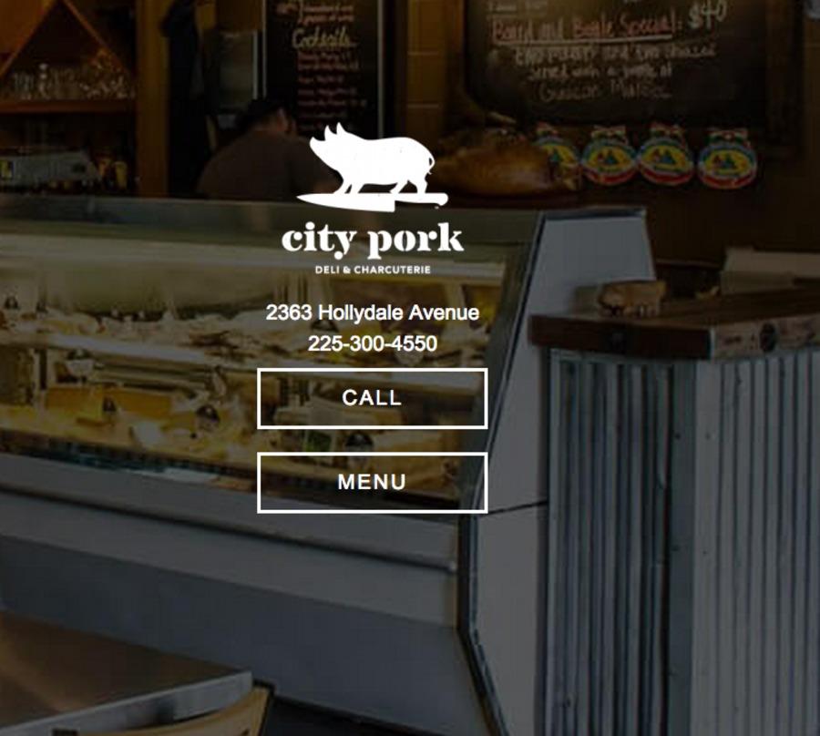 A great web design by Dezins Interactive, Baton Rouge, LA: