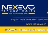 A great web design by Nexevo Technologies, Bangalore, India: