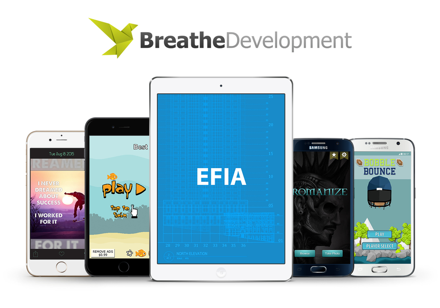 A great web design by Breathe Development, Seattle, WA: Mobile App , Game , Entertainment