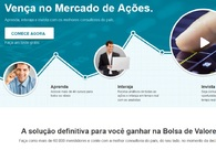 A great web design by Bruno Lima, Belo Horizonte, Brazil: Responsive Website, Marketing Website , Financial Services , Other