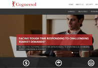 A great web design by Cogneesol, California City, CA: Responsive Website, Other, Service , PHP