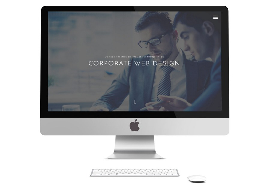 A great web design by Corporate Web Design Agency, London, United Kingdom: