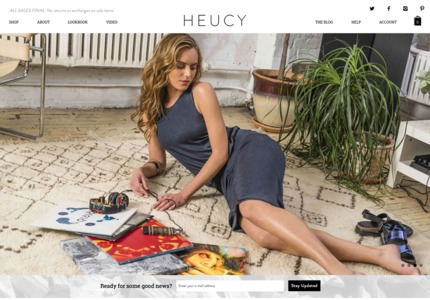 A great web design by HyQuality Media, New York, NY: Responsive Website, E-Commerce , Fashion , Other