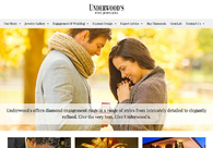 A great web design by Mockingbird Creative, Bentonville, AR: