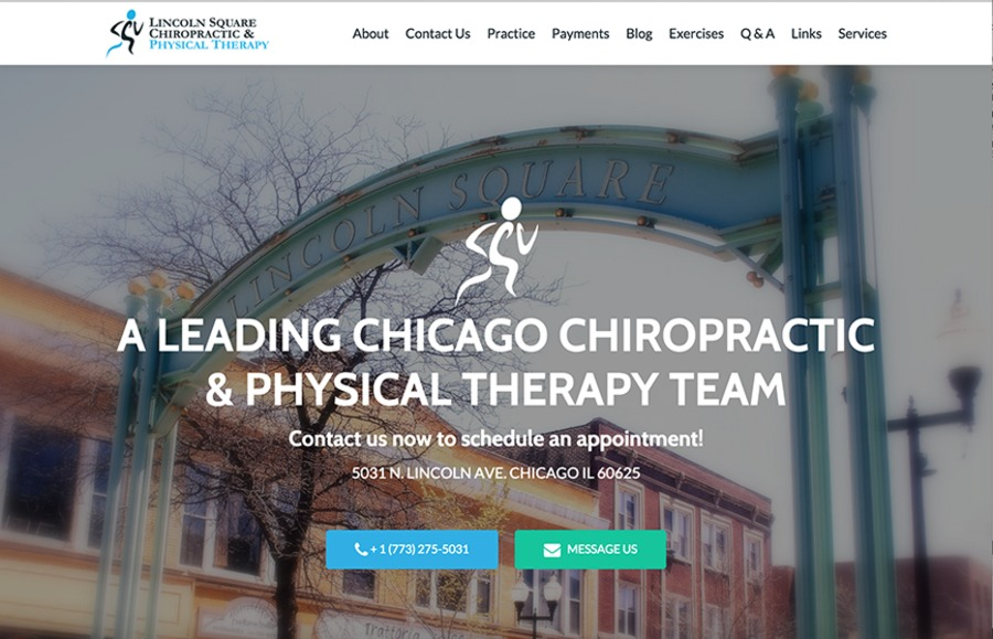 A great web design by Site Design Guru, Chicago, IL: Responsive Website, Marketing Website , Healthcare, Wordpress