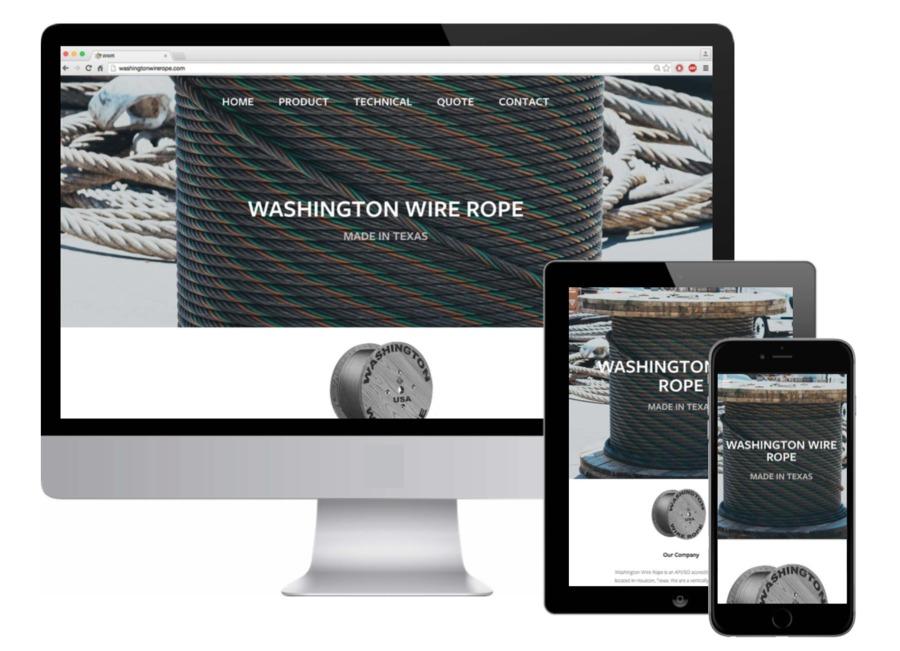 A great web design by B-Good Studios, Houston, TX: