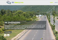 A great web design by TechCube, Islamabad, Pakistan:
