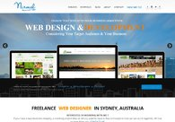 A great web design by Nirmal web Studio, Sydney, Australia: