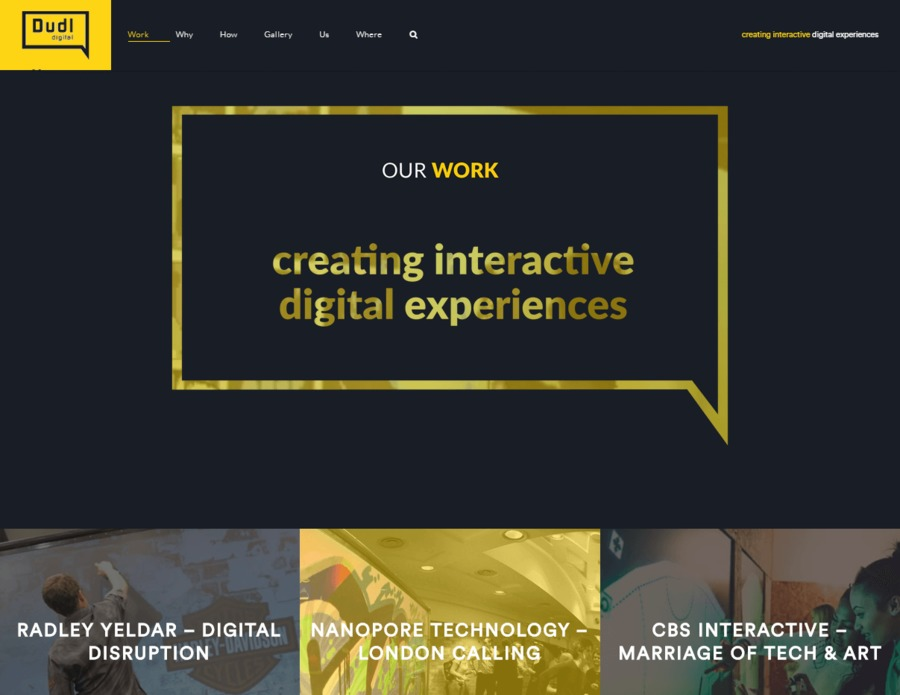 A great web design by DOWO Digital, Manchester, United Kingdom: