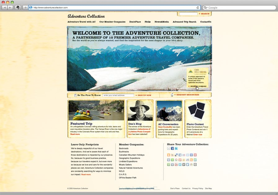 A great web design by SooperFantastic, Denver, CO: