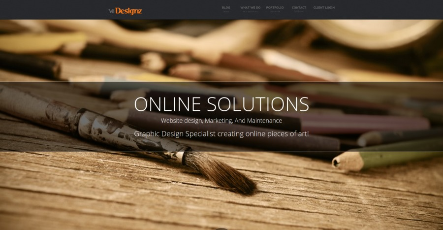 A great web design by My Internet Designz, Detroit, MI: