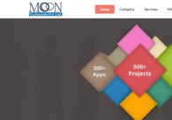 A great web design by Moon Technolabs Pvt Ltd, Ahmedabad, India: Responsive Website, Marketing Website , Software , PHP