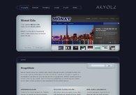 A great web design by A K Y O L Z, Istanbul, Turkey: