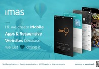 A great web design by iMAS, Vilnius, Lithuania: Other, Internet