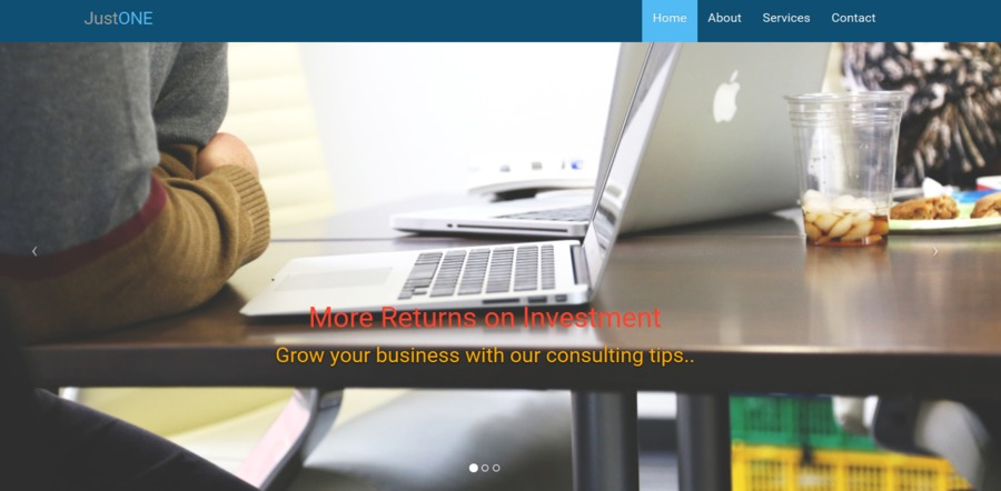 A great web design by WCODEX Software Solution, Nagpur, India: