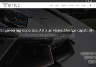 A great web design by Marcus Li Designs, Vancouver, Canada: