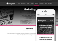 A great web design by Chrisjallen.com, Birmingham, United Kingdom: