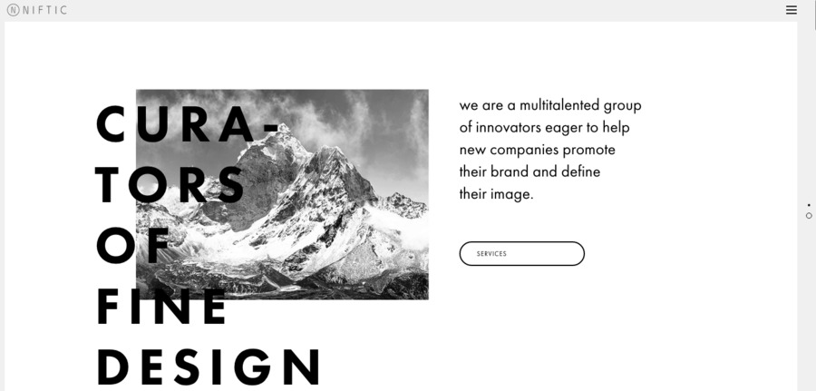 A great web design by Niftic Marketing, Salt Lake City, UT:
