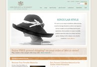 A great web design by Rare Bird, Indianapolis, IN: