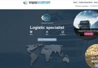 A great web design by Pastebimas.lt, Copenhagen, Denmark: Responsive Website, Web Application , Transportation , PHP