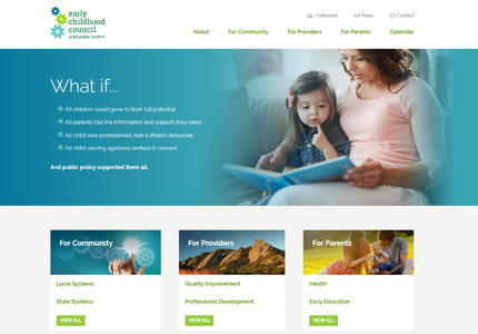 A great web design by Followbright Web Agency, Denver, CO: Responsive Website, Marketing Website , Non Profit , Wordpress