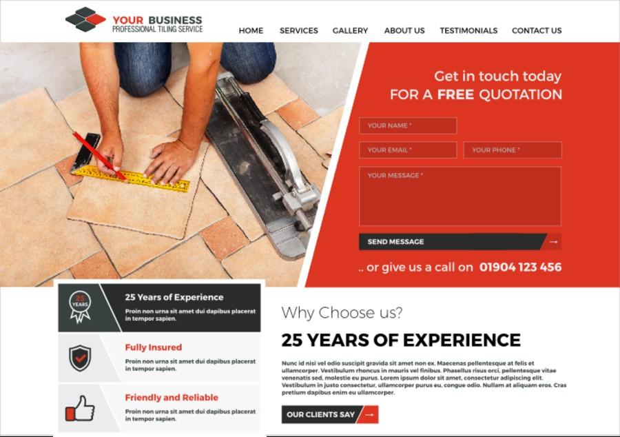 A great web design by Digital Bee Web Design, York, United Kingdom: