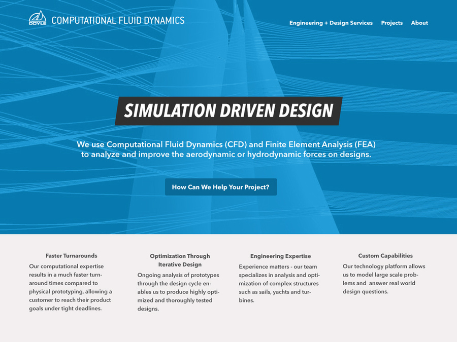A great web design by Altolus Digital, Boston, MA: