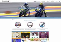 A great web design by Parnassel, Tel Aviv, Israel: Responsive Website, E-Commerce , Internet , Wordpress