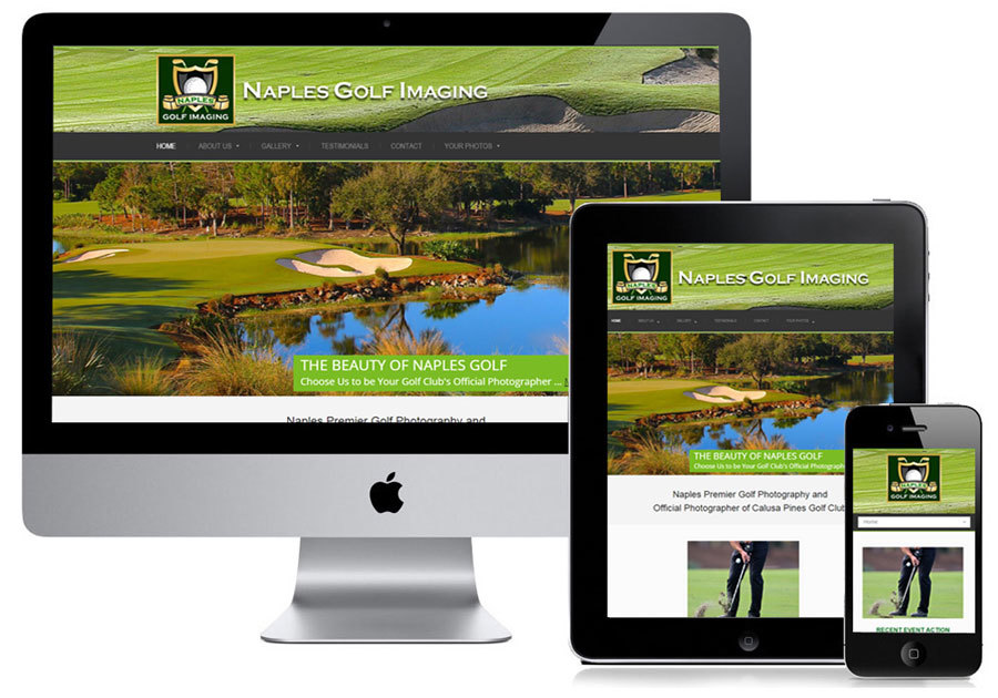 A great web design by Studio 239 Design, Naples, FL: