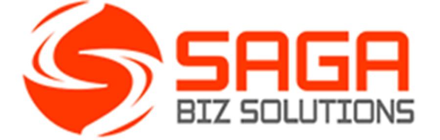 A great web design by sagabizsolutions, Hyderabad, India: