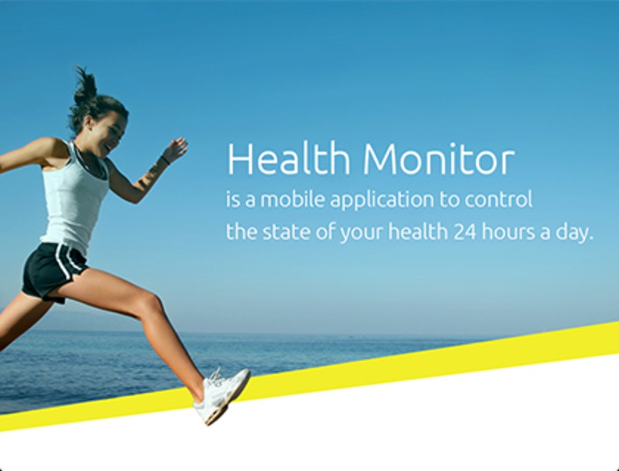A great web design by ELLYOS, Dnepropetrovsk, Ukraine: Mobile App , Other, Health & Beauty , iOS (Objective-C)