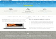 A great web design by PSDtoDrupalDeveloper, Delaware City, DE: