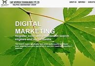 A great web design by MMF Infotech Technologies Pvt. Ltd., Indore, India: