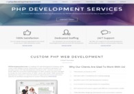 A great web design by PHPDevelopmentServices, Delaware City, DE: