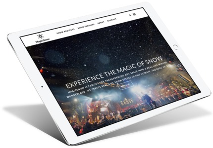 A great web design by Liquify Web Design Services, Los Angeles, CA: Responsive Website, Marketing Website , Publishing , Wordpress