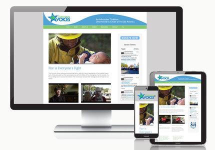 A great web design by Slant Communications, Grand Rapids, MI: Responsive Website, Marketing Website , Non Profit , Wordpress
