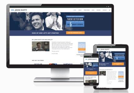 A great web design by Slant Communications, Grand Rapids, MI: Responsive Website, Marketing Website , Publishing , Wordpress
