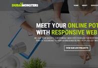 A great web design by Dubai Monsters, Dubai, United Arab Emirates: